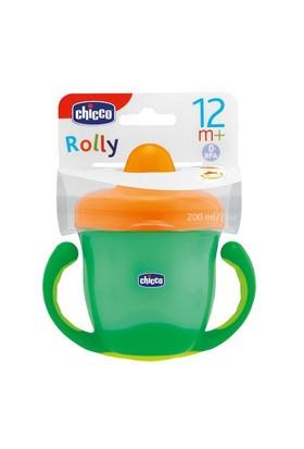 Chicco Rolly Bardak 12 ay 200 ml / Yeşil