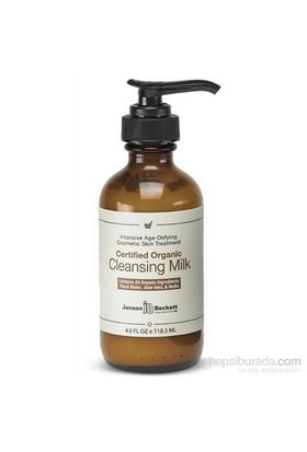 Janson Beckett Organic Cleansing Milk 118Ml 4Oz