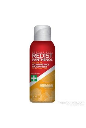 Redist Panthenol Canlandırıcı ve Koruyucu SPF15 Yüz Köpüğü 125 Ml