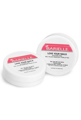 Barielle Love Your Nails- Asetonsuz Oje Temizleme Pedi 25'Li Paket