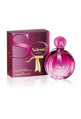 Parour Pr So Valenti 100 Ml Bayan İthal Parfüm