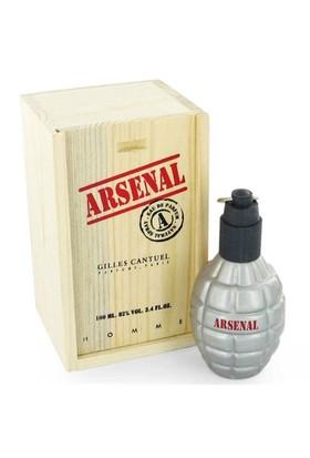 Gilles Cantuel Arsenal Grey Edp 100 Ml