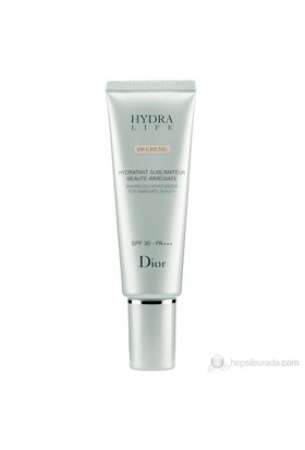 Dior Hydra Life Bb Creme Hydratant Sublimateur Spf 30 50 Ml Renk: 003