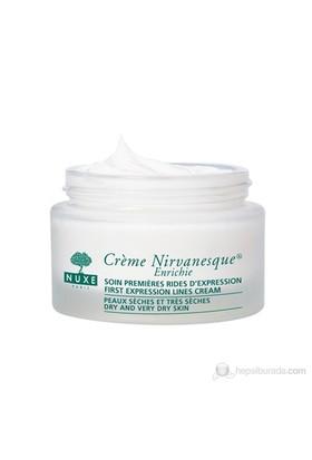 Nuxe Nirvanesque Creme - Düzelten, Rahatlatan, Stres Giderici İlk Kırışıklık Bakımı 50 Ml
