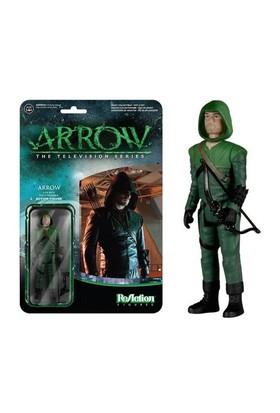 Funko Reaction Arrow Green Arrow