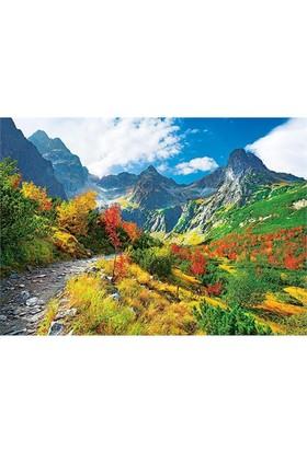 Trefl 500 Parça Puzzle Tatras Sonbahar Poland