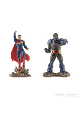 Schleich Superman vs Darkseid Set