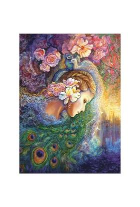 Masterpieces 1000 Parça Puzzle Peacock Daze