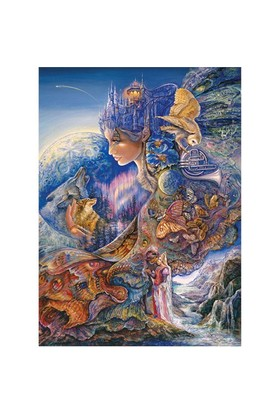 Masterpieces 1000 Parça Puzzle Once İn A Blue Moon