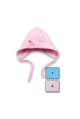 Sevi Bebe Kulaklı Şapka (Tül Ambalajda)