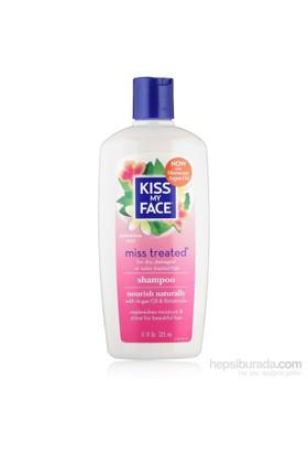 Kiss My Face Kuru Ve Yıpranmış Saçlar İçin Besleyici Doğal Şampuan