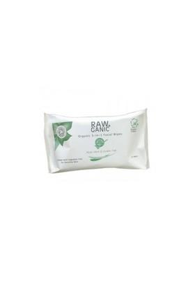 Rawganic Organik Yüz Temizleme Mendili 1 Paket -