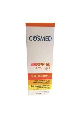 Cosmed Çok Hassas Ciltler İçin Yüksek Koruma Spf 50