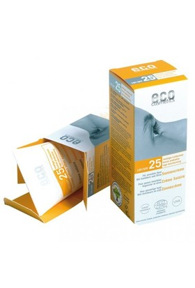 Eco Cosmetics Organik Sertifikalı Güneş Koruyucu Krem Spf 25