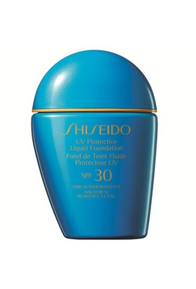 Shiseido Gsc Uv Protective Liquid Foundation Spf30 Lı