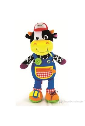 Lamaze Çiftçi İnek Fred