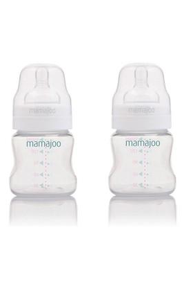 Mamajoo %0 BPA PP İkili Biberon 150 ml