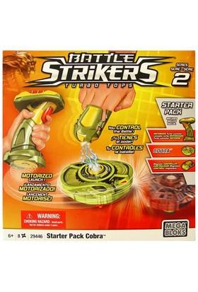 Mega Bloks Battle Strikers Cobra Oyun Seti
