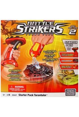 Mega Bloks Battle Strikers Tarantulor Oyun Seti