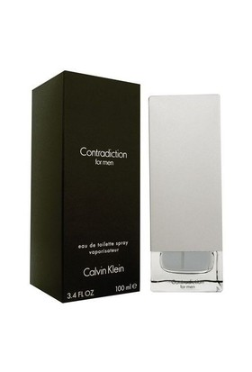 Calvin Klein Contradiction For Men Edt 100 Ml Erkek Parfüm
