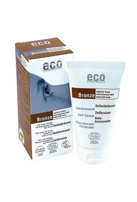Eco Cosmetics Organik Sertifikalı Güneşsiz Kendinden Bronzlaştırıcı Losyon
