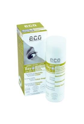 Eco Cosmetics Organik Sertifikalı Güneş Koruyuculu Gündüz Renkli Nemlendirici Tüm Ciltler Spf 15