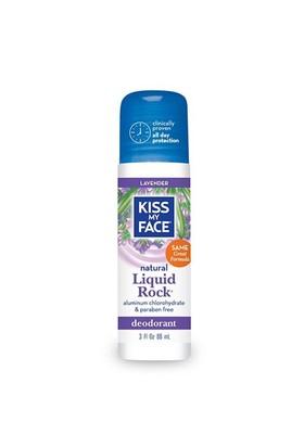 Kiss My Face Lavanta Özlü Doğal Roll On Deodorant