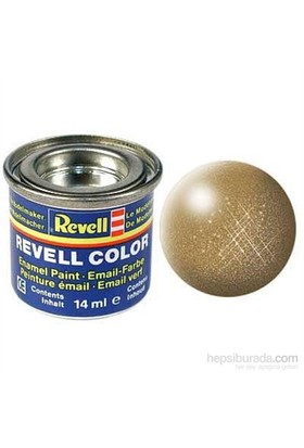 Revell Bras Metallic 14 ml Maket Boyası