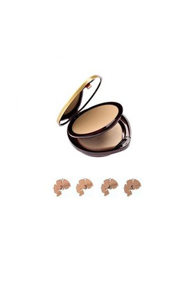 Deborah Newskin Compact Foundation With Mineral Oliga -Elements Fondöten - 04