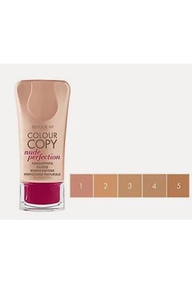 Deborah Colour Copy Nude Perfection Fondöten - 4
