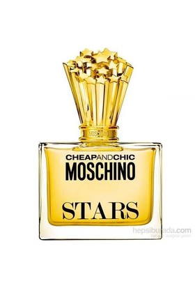 Moschino Stars Edp 100 Ml Kadın Parfüm