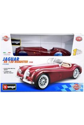 Burago Jaguar XK 120 Roadster 1948