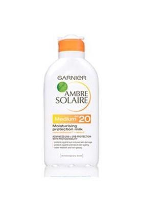 Garnier Ambre Solaire Protection Milk 200 ml.