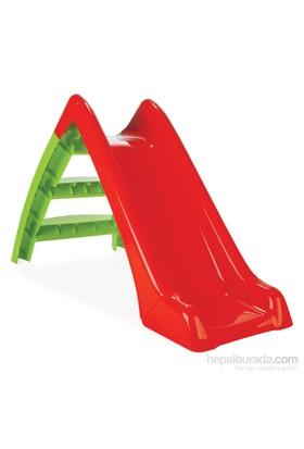 Pilsan Funny Slide Kaydırak-Yeşil Kırmızı