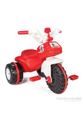 Pilsan Bıdık Motorsiklet (Kırmızı)