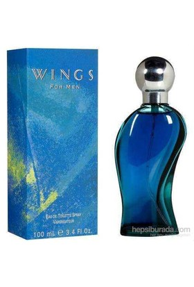 Giorgio Beverly Hills Wings Edt 100 Ml Erkek Parfüm