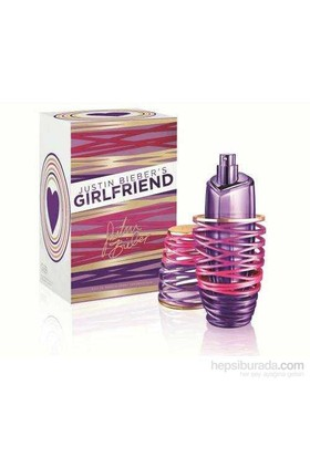 Justin Bieber's Girlfriend Edp 100 Ml Kadın Parfüm