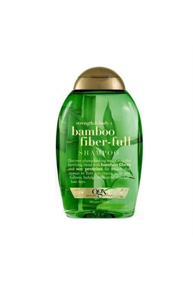 Organix Bamboo Fiber-Full Shampoo 385ml - Kalınlaştırıcı Bambu Şampuan