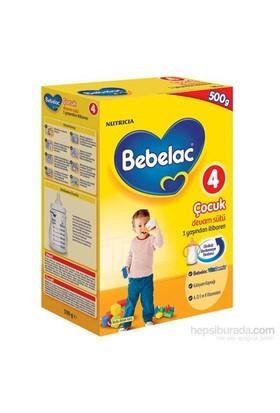 Bebelac 4 Çocuk Devam Sütü 500 gr