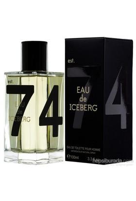 Iceberg Eau De Iceberg Pour Homme Edt 100Ml Erkek Parfüm