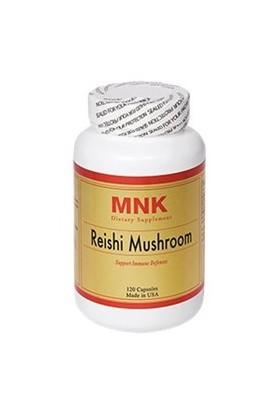 Mnk Reishi Mushroom (Reisi Mantarı Ekstresi) 120 Kapsül
