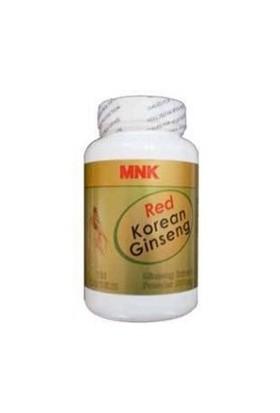 Mnk Korean Red Ginseng 120 Kapsül