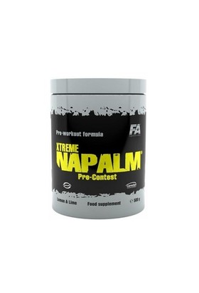 Fa Nutrition Xtreme Napalm Pre-Contest 500 Gr