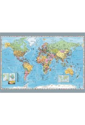World s Politics Map (1000 parça)
