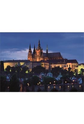 Evening Prague-Star (1000 parça, neon)