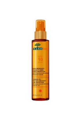 NUXE Huile Solaire SPF 30 150 ml