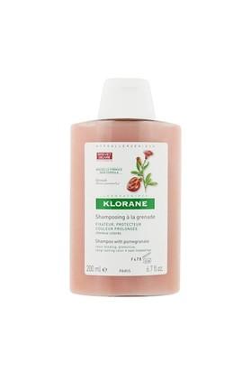 KLORANE Shampooing grenade 400 ml - Nar ekstreli şampuan (boyalı saçlar)