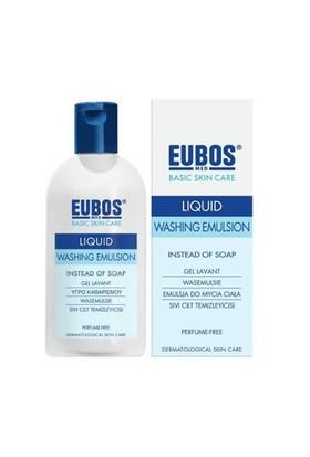 Eubos Sıvı Cilt Temizleyicisi / Yüz Ve Vücut Temizliği Ve Bakımı Parfümsüz 200Ml