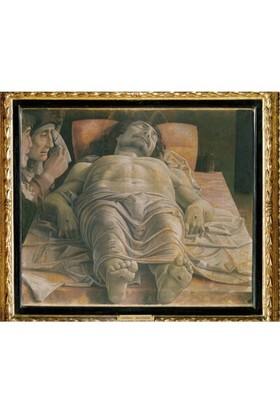 Ricordi Puzzle Lamento Su Cristo Morto,Mantegna (1000 Parça)