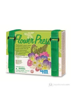 4M Çiçek Baskı
